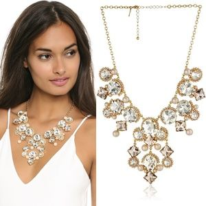 NWT Kate Spade Palace Gems Statement Necklace $328